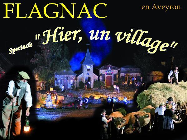 Festival et fête de Flagnac en Aveyron - France