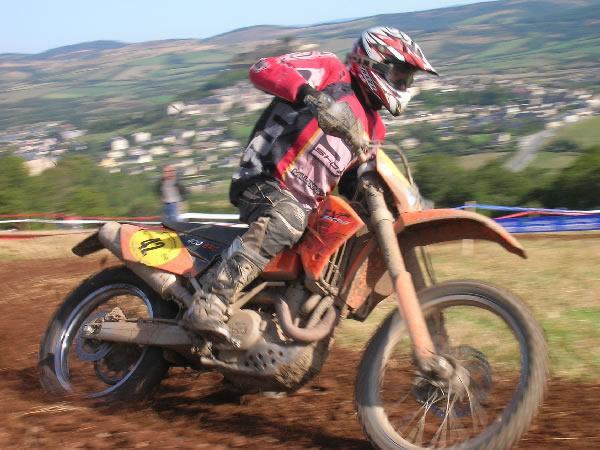 Aveyronnaise Classic, compétition de trial moto en Aveyron