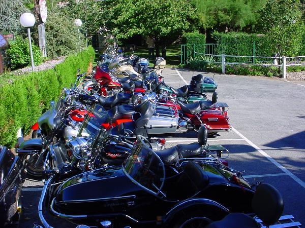 Harley Davidson - Aveyron - France