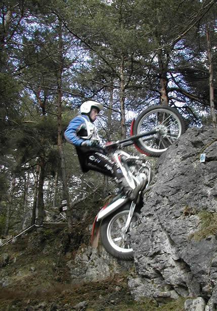 Trial moto - Les 3 jours de la Truyère à Entraygues