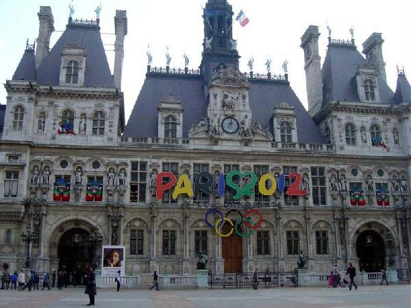 Bertrand Delanoe: Maire de Paris