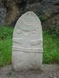 Archéologie-Aveyron-France