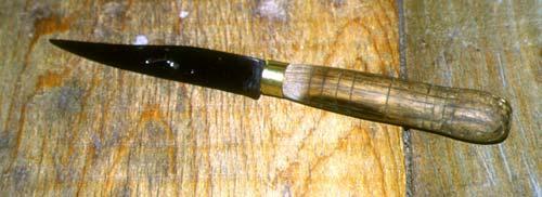 Capuchadou, ancêtre du couteau de Laguiole - Aveyron