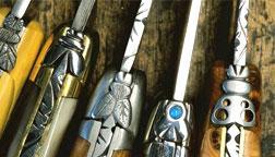 Couteaux de Laguiole - Aveyron - France