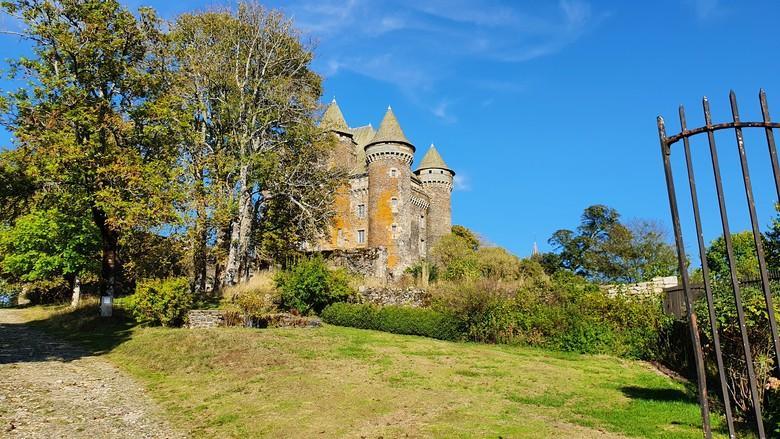 Forteresse féodale du Rouergue - Aveyron