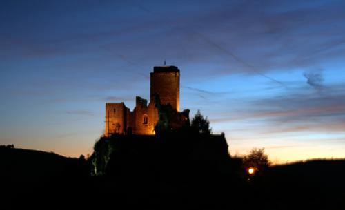 Le château de Valon est un château fort située dans la commune de Lacroix-Barrez, dans le département français de l'Aveyron.