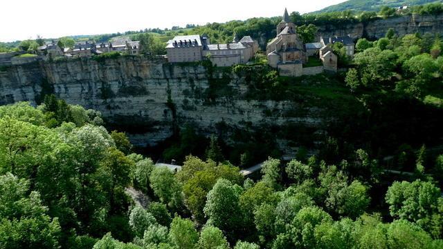 Trou de Bozouls - Aveyron - France