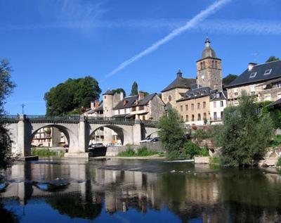 St geniez d'Olt - Aveyron - France