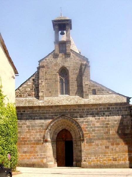 Eglise Saint-Thomas de Canterbury - Mur de Barrez - Aveyron
