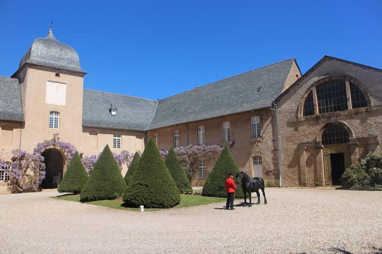 Haras national de Rodez - Aveyron - France
