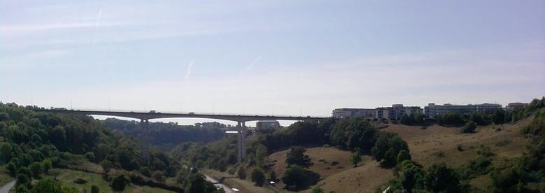 Viaduc de l'Europe - Bourran - Rodez - Aveyron