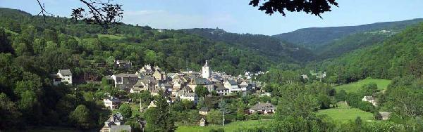 St Chély d'Aubrac - Chemins de Compostelle - Aveyron