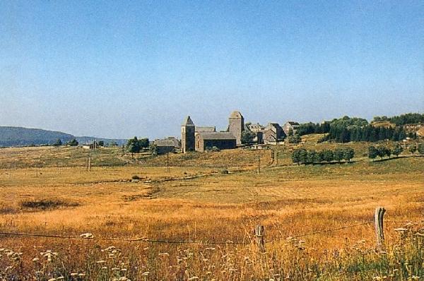 Dômerie d'Aubrac - Aveyron - France