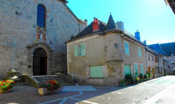 Montsalvy - Cantal - Auvergne