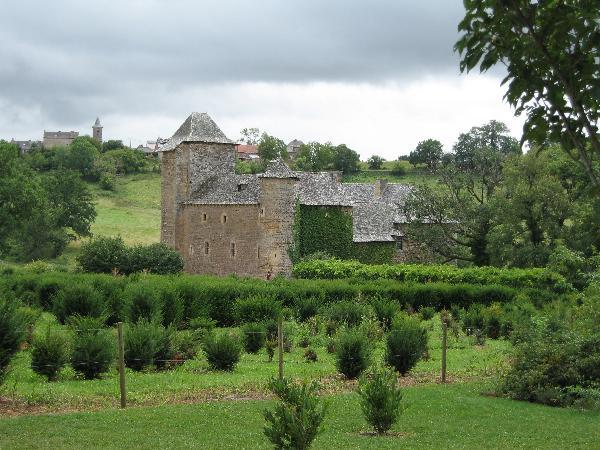 Le jardin d'Eden Médiéval du Colombier