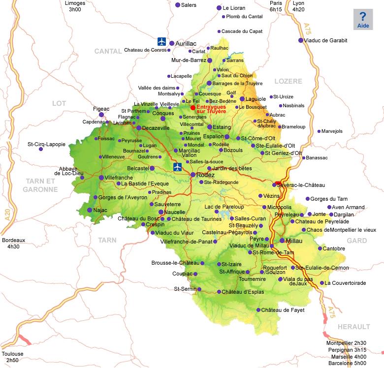 Welcome en Aveyron
